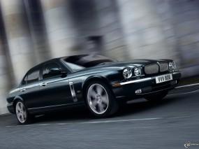 Обои Jaguar XJR: Jaguar XJR, Jaguar