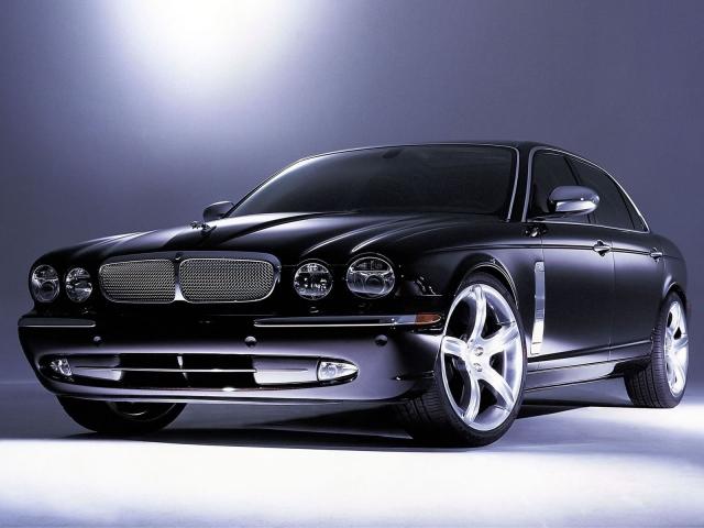 Jaguar concept eight m6