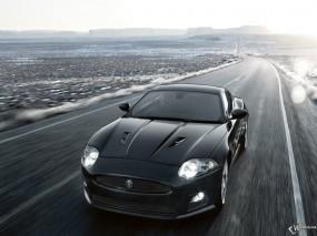 Обои Jaguar XKR-S: Jaguar XKR, Jaguar
