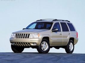 Обои Jeep Grand Cherokee 1992: Внедорожник, Jeep Grand Cherokee, Jeep