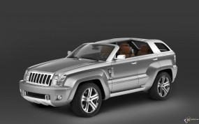 Обои Jeep Trailhawk: Jeep Trailhawk, Jeep