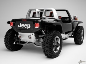 Обои Jeep Hurricane: Jeep Hurricane, Jeep