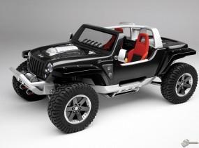 Обои Jeep Hurricane: Jeep Hurricane, Jeep