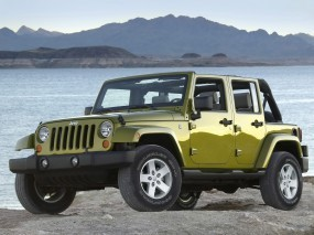 Обои Jeep Wrangler Unlimited: Jeep Wrangler Unlimited, Jeep