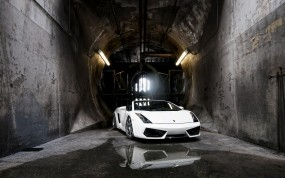Обои Lamborghini Gallardo Spyder: Машина, Lamborghini Gallardo, Spyder, Lamborghini