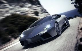 Обои Lamborghini Reventon: Машина, Lamborghini Reventon, Lamborghini