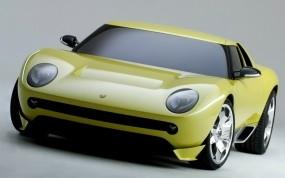 Обои Lamborghini Miura: Спорткар, Lamborghini, Lamborghini