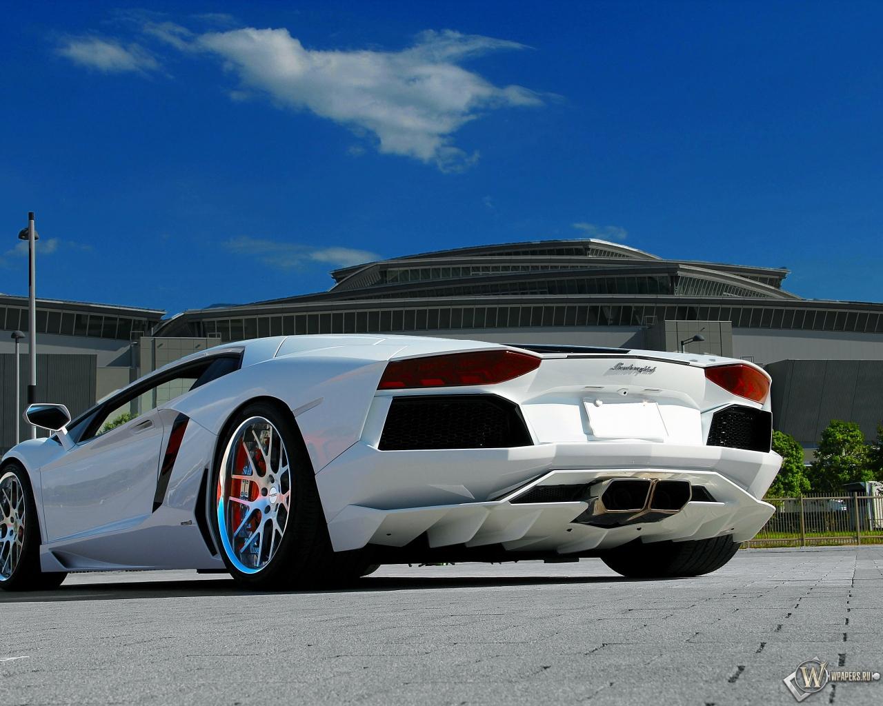Lamborghini Aventador 1280x1024