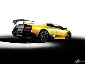 Обои Lamborghini Murcielago LP 670-4 SuperVeloce: Lamborghini Murcielago, Lamborghini