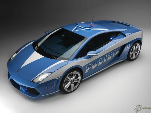 Lamborghini Gallardo LP 560-4 Polizia