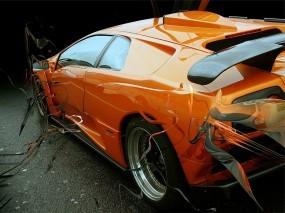 Обои Ламборгини: Машина, Lamborghini, Размытие, Lamborghini