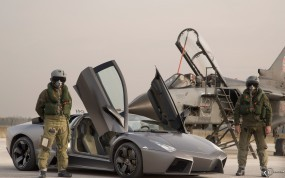 Обои Lamborghini Reventon: Lamborghini Reventon, Lamborghini