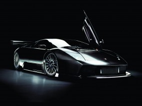 Обои Lamborghini Murcielago R-GT: Lamborghini Murcielago, Lamborghini
