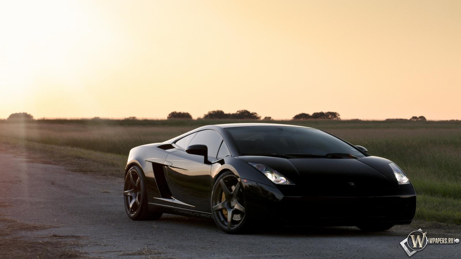 Lamborghini Gallardo 1600x900