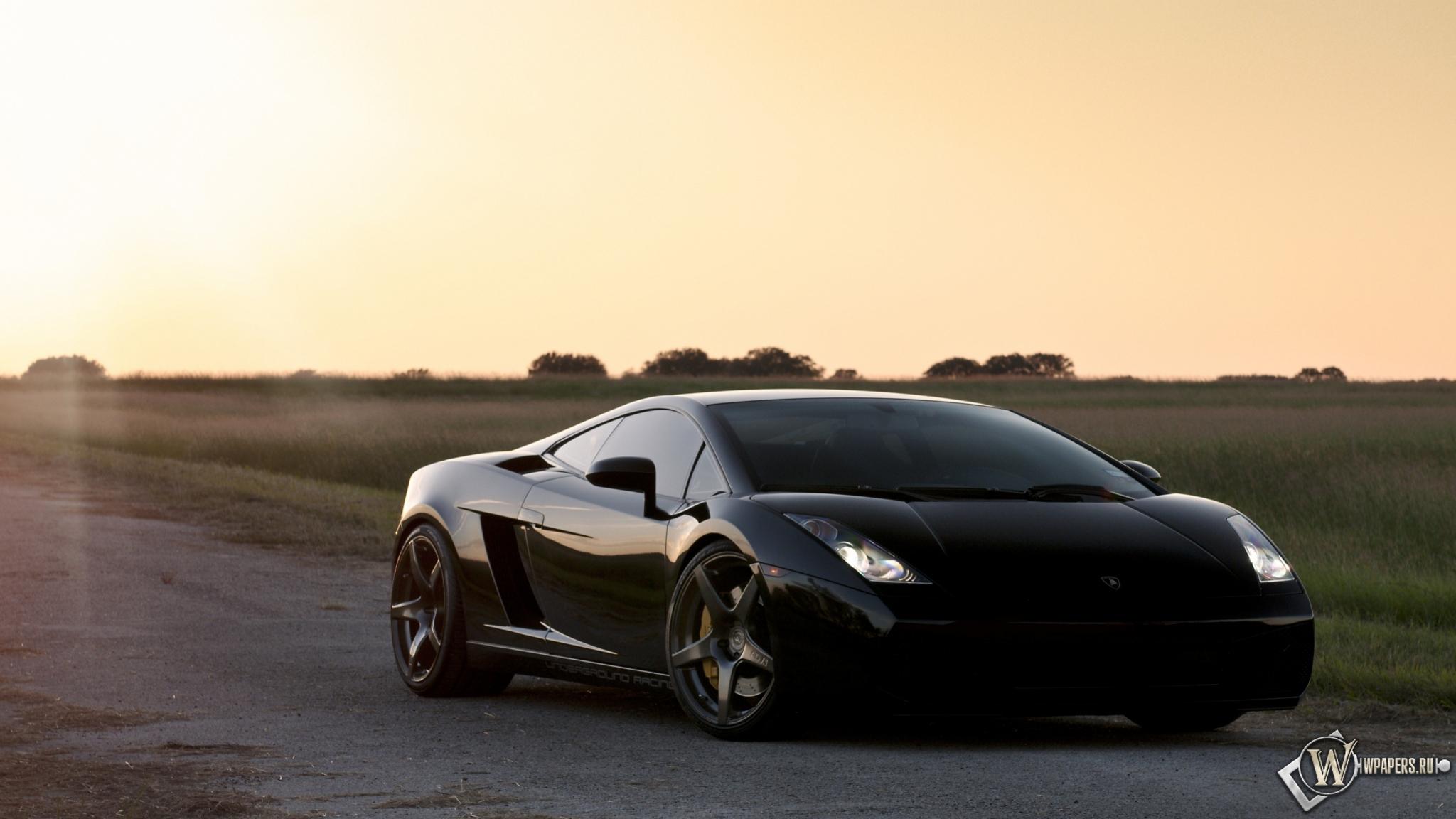 Lamborghini Gallardo 2048x1152