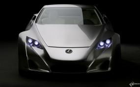 Обои Lexus LF-A: Lexus LF-A, Lexus