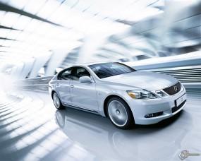 Обои Lexus GS: Скорость, Lexus GS, Lexus