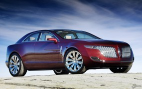 Обои Lincoln MKR Concept: Concept, Lincoln MKR, Lincoln