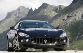Обои Maserati GranTurismo: Maserati GT, Maserati