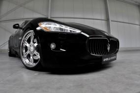2011 Wheelsandmore Maserati GranTurismo Italian Job