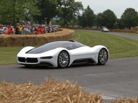 2005 Maserati Pininfarina Birdcage at Goodwood