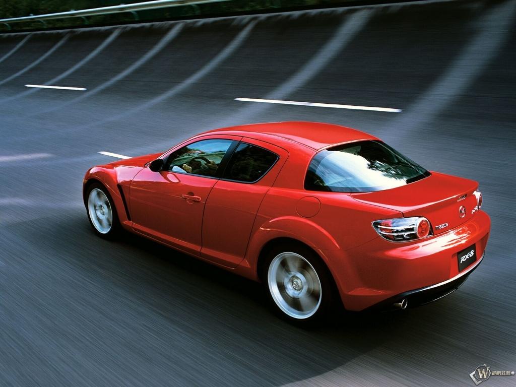 Mazda RX-8 1024x768