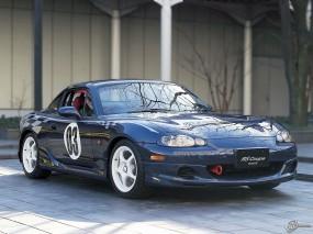 Обои Mazda MX-5: Mazda MX-5, Mazda
