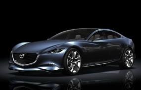 Обои Mazda-6: Авто, Спорткар, Mazda 6, Mazda