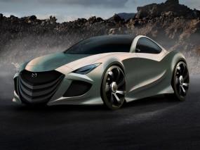 Обои Mazda Concept: Mazda, Concept, Mazda