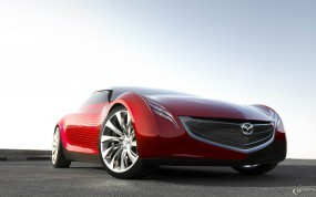Обои Mazda Ryuga Concept: Concept, Mazda Ryuga, Mazda