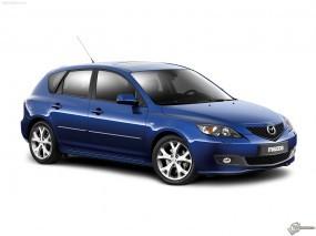 Обои Mazda 3 Hatchback: Hatchback, Mazda 3, Mazda