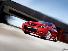 Обои Mazda 3: Mazda 3, Mazda