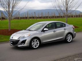 Обои Мазда 3 2009: Mazda 6, Mazda