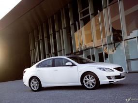 Обои Mazda 6 Sedan: Sedan, Mazda 6, Mazda
