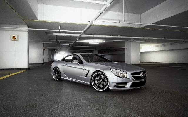 Mercedes-Benz-SL500