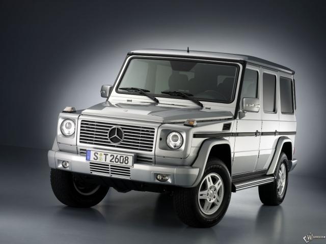 Mercedes G 500 Gelandewagen