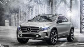 Mercedes-Benz GLA Сoncept