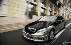 Обои Mercedes S class Carlsson AIGNER: Mercedes S class, Mercedes