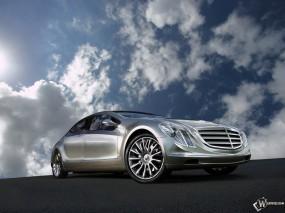 Обои Mercedes F700: Mercedes F700, Mercedes
