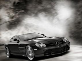 Mercedes MacLaren SLR