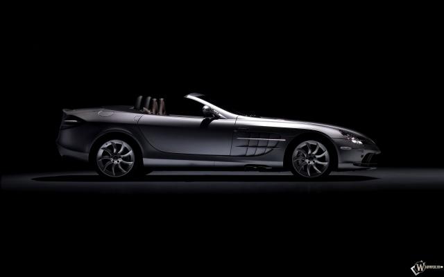 Mercedes SLR cabrio