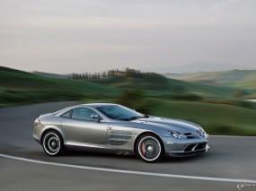 Обои Мерседес SLR: Mercedes SLR, Mercedes