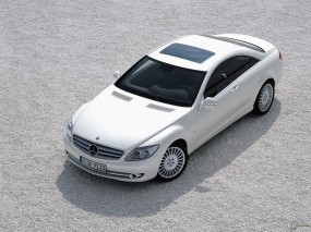 Обои Mercedes-Benz CL: Mercedes CL, Mercedes