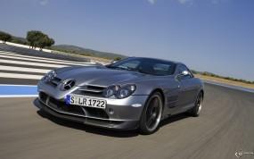 Обои Mercedes SLR: Mercedes SLR, Mercedes