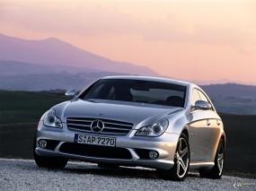 Обои Mercedes-Benz CLS AMG: Mercedes CLS, Mercedes