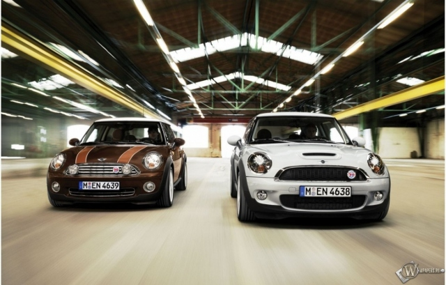 Mini Cooper Camden and Mayfair Editions