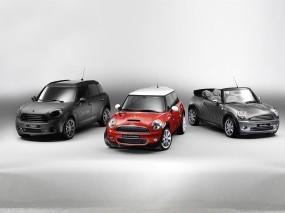 Обои 2010 Life Ball Mini : Машина, Mini Cooper, Mini, Mini