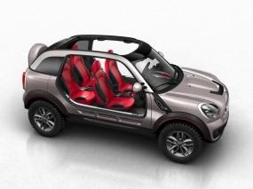 Обои 2010 Mini Beachcomber Concept: Машина, Mini Cooper, Mini, Mini