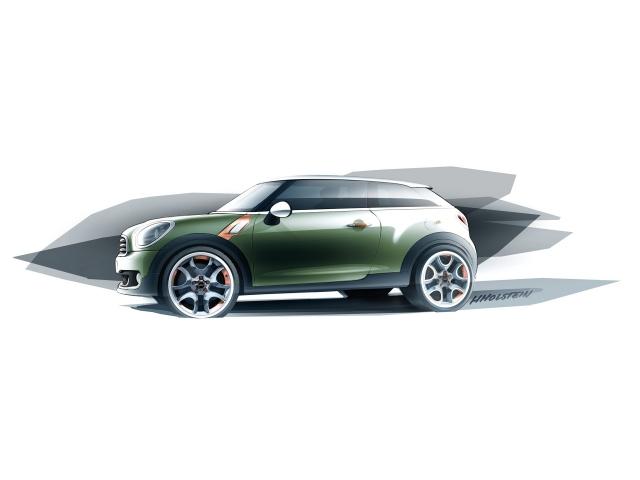 2010 Mini Paceman Concept