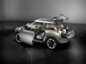 Обои Mini Cooper Convertible: Машинка, Mini, Мини, Mini
